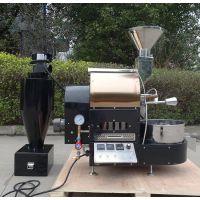 工厂直销小型智能1KG咖啡烘焙机 电/燃气可选 南阳东亿厂家直销