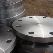 供应06Cr19Ni10突面对焊钢制管法兰盖,国标法兰盖现货