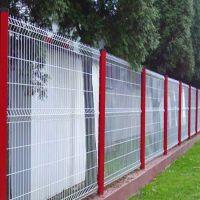 朋英厂家供应喷塑镀锌丝园艺围栏网