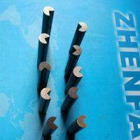 株洲厂家定做硬质合金异形刀 V口钻头 钨钢耐磨异形棒