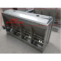 双面8孔不锈钢料槽生产厂