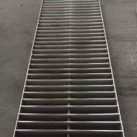 金聚进 【新品】可定制 重型排水沟盖板 不锈钢水槽盖板