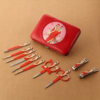 椭圆美女系列彩喷修甲套装 美容套装 员工福利礼品促销礼品定制