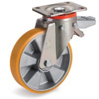 意大利Tellure rota工业脚轮,医疗脚轮进口脚轮