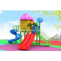小孩户外滑滑梯供应-幼儿园塑料滑梯-嘉友