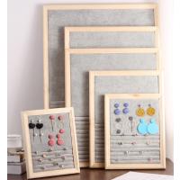 绒布相框、木制绒布相框、木质绒布相框、首饰展示板相框贴绒布