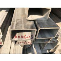 广西100x60x5.0厚304不锈钢无缝扁管 工业用无缝扁管