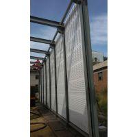 隔音墙声屏障材料的发展观。