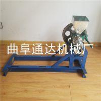 40型杂粮膨化机 粗粮江米棍机 通达直供 小型暗仓玉米膨化机 自熟成型