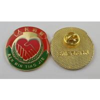 优质合金纪念徽章制作厂家河源云浮金属胸针订做单价