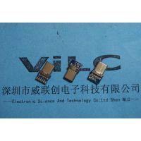 带PCB板-Type-C3.1-USB 转3.0 USB公头 镀金1U