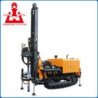 加工定制KW180型地热水井多功能钻车 结构先进作业效率高钻采设备