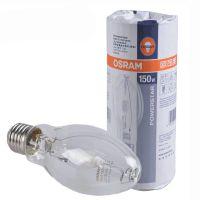 欧司朗HQI-E 400W美标金卤灯E40 气体放电灯泡型透明/涂粉