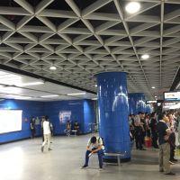德普龙天花厂家精心打造现代新型户外装饰材料异形铝格栅幕墙