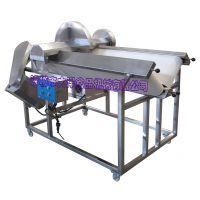 大洋牌传送式果蔬切两半的设备,技术先进的土豆劈半机