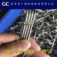 304不锈钢毛细管厂家精密无缝管加工侧孔针 切断 缩尖 开孔磨斜尖