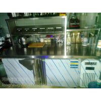 奶茶饮品设备 奶茶店加盟 全自动水吧全套机器价格不锈钢lh1