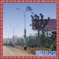 景德镇中式户外灯柱景观灯 广场花园小区装饰灯