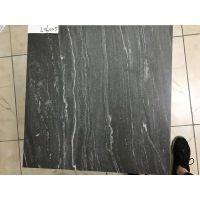 灰白相间流沙纹理60X60cm亚光砂岩仿古瓷砖
