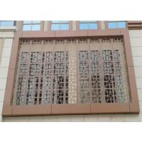 广东德普龙防火铝型材窗花可订做欢迎选购