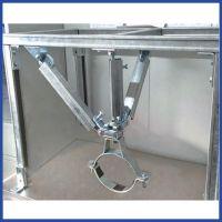 优质电缆桥架抗震支吊架、管道支架成品Q235B