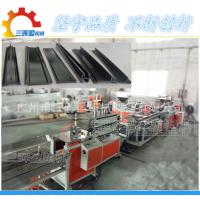 供应PA隔热条挤出机 PA门窗滑条生产设备 PA尼龙隔热条生产线