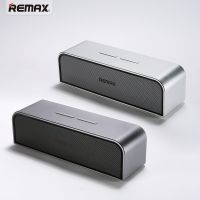 Remax/睿量 M8桌面蓝牙音箱DSP无线音响AUX音频接车载音箱免提话蓝牙4.0