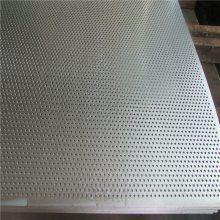 冲孔板圆孔网 工地爬架网片 多孔货架板