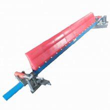 天德立H型1米聚氨酯清扫器 第一道皮带机聚氨酯清扫器