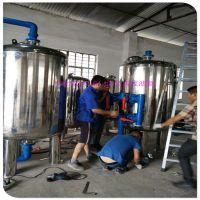清又清不锈钢机械过滤器直径1500 盐田区活性炭循环水过滤器
