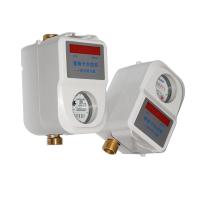 供应SPT926IC卡热水刷卡水表浴室打卡机一表多卡水控机