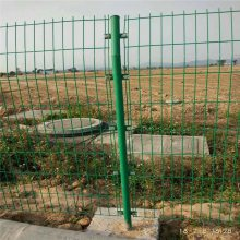 双边围栏网 鱼塘护栏网 园林护栏