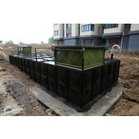 智慧型抗浮式增压箱泵一体化给水设备 江苏铭星供水