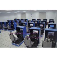 密度板汽车模拟驾驶器、汽车驾驶模拟器.驾校汽车模拟器.驾校验收专用设备