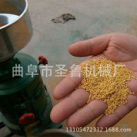 谷子碾米机 小米家用加工设备 多功能粮食脱皮机