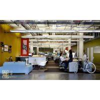 办公室设计用鲜明的企业文化打造