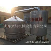 酒厂用不锈钢设备 定做自酿酒用小型设备 粮食烧酒设备