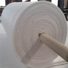 量大价优硅酸铝双面针刺毯 墙体保温硅酸铝棉管