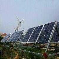 风光互补发电设备十千瓦水平轴低转速风力发电机晟成