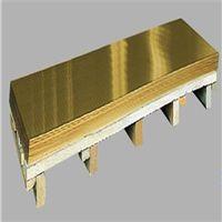 热销国标雕刻黄铜板H65 加工半硬铜合金 C3671黄铜板 易切割黄铜块400x700