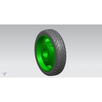 高档低价橡胶定向轮
