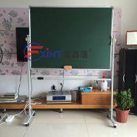 佛山挂式磁性大黑板F惠阳店铺手写粉笔广告板X单面绿板