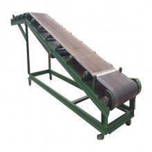 电子电器皮带输送机防滑胶带运输机节省人力提高效率   XY6