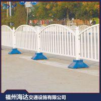 龙岩城市中央隔离栏机动车道护栏