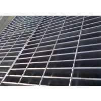 供应贵州建筑建材工厂钢格板平面型厂家