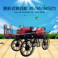 科博高杆喷雾机批发价格大型自走式水田稻田