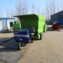 撒料车现在养殖设备大全 升级版加强饲料撒料车 升级版加强饲料抛料车