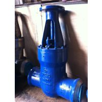 Z560Y-250 DN175 伞齿轮高压焊接闸阀 DN125 永嘉精拓阀门电站阀门厂