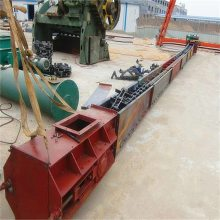 [都用]粗细颗粒刮板机 Z型输送机 石渣子刮板输送机