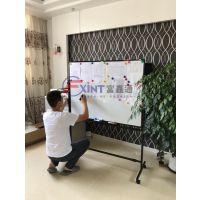 深圳支架白板g南京金属框白板g学生宿舍用白板